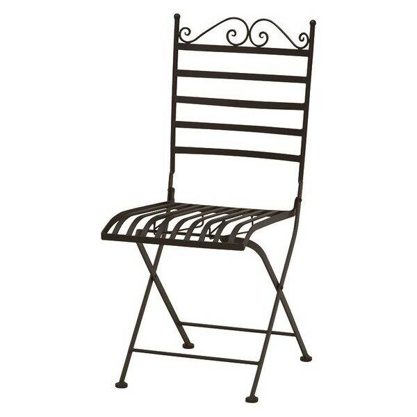【ランキング1位獲得】ガーデンアイアンチェア 2脚 LC-4186 エクステリア ガーデンファニチャー チェアで飽きのこないガーデンチェアです LC-4186 ガーデンチェア 折りたたみ イス チェア アウトドア BBQ 背もたれ付 椅子 スタッキング 軽量 アイアン