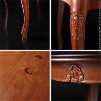ヴェローナクラシックコーヒーテーブル幅78cm