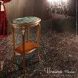 ヴェローナ クラシック 大理石フリーテーブルイタリア製!クラシック家具!フリーテーブル 42200015 ヴェローナ テーブル コレクションテーブル 木製 フリーテーブル ディスプレイテーブル ミニテーブル ヨーロピアン イタリア製