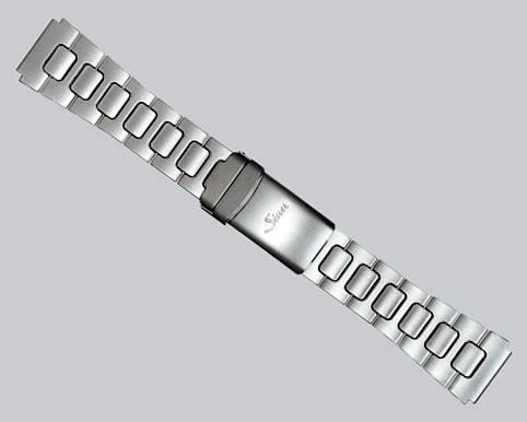 【SINN】 ジン 腕時計 ブレスレット  純正 ステンレススチール 時計バンド 時計ベルト 144,157,EZM4用 (20mm):e-優美堂