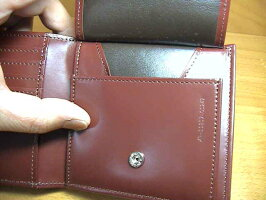 SATOLI(さとり)松阪牛レザー財布