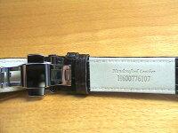 【HAMILTON】【ハミルトン時計ベルト】【ハミルトン時計バンド】【優美堂】カーキETO用交換バンド牛革時計バンド時計ベルトバタフライバックル付き21mm(こげ茶色)H600776107