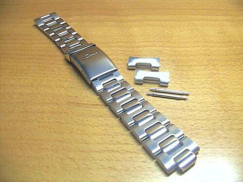 ジン 腕時計 ブレスレット ジン Sinn 103,203,303,403用 (20mm) 純正 ステンレススチール...