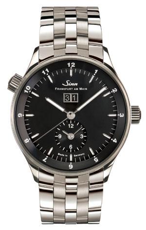 ジン 腕時計 Sinn ジン時計 6090 分割払いもOKです優美堂のジン腕時計はメーカー保証2年つきの正規輸入商品です