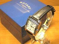 ロータリーレディース腕時計