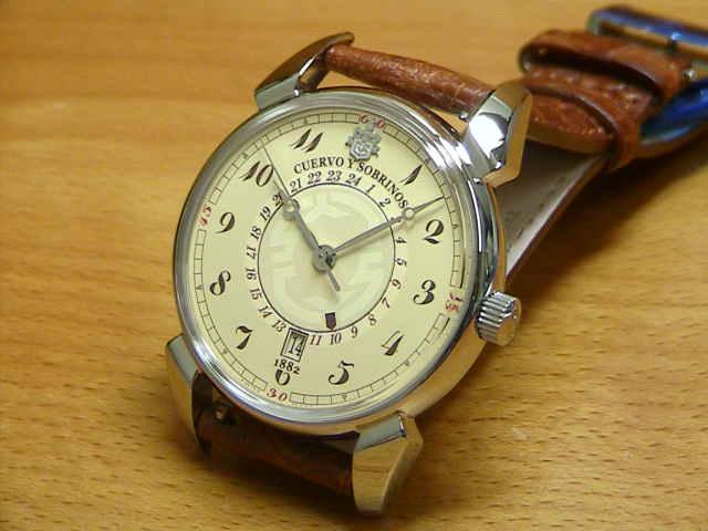 腕時計, メンズ腕時計  GMT Ref.3196-1C