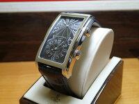 クエルボ・イ・ソブリノス腕時計プロミネンテデュアルタイムデイデイト正規商品Ref.1112-1GG