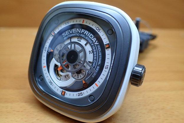 腕時計, メンズ腕時計 SEVENFRIDAY Ref.P3-32
