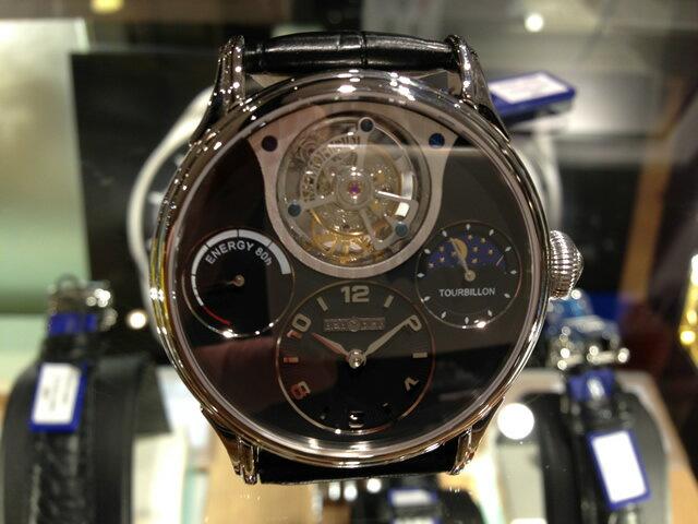 MEMORIGIN メモリジン 腕時計 トゥールビヨン Legend レジェンド シリーズ マニュファクチュール トゥールビヨン MO0523SSBKBKR 優美堂は分割払いもできます!