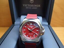 VICTORINOX ビクトリノックス 腕時計 I.N.O.X. イノックス 241719.1 レッド お手続き簡単な分割払いも承ります。月づきのお支払い途中で一括返済することも出来ますのでご安心ください。
