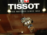 TISSOT ティソ 純正 革バンド PRC200専用 バタフライバックル Dバックル 18ミリ 腕時計用 時計ベルト 時計用バンド T640015875