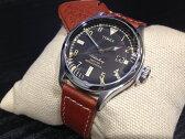 タイメックス TIMEX ウォーターベリー レッドウィング Waterbury Red Wing Shoe Leather 【38mm】 腕時計 メンズ TW2P84600【正規輸入品】レッドウイング【あす楽】