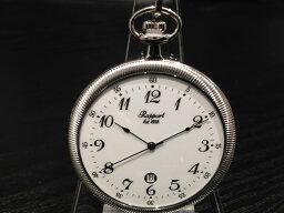 Rapport ラポート 懐中時計 ポケットウォッチ 蓋なし クォーツ式 PW33 正規輸入品コインエッジの美しい薄型の懐中時計ですRapport ラポート ポケットウォッチ 懐中時計です