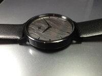 RECWATCHES40mmメンズ腕時計TheMinimalistミニマリスト本物のMiniの車体文字盤ML3