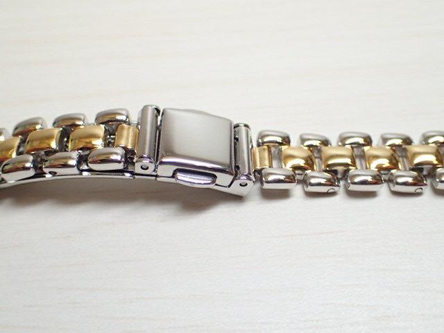 12mm 時計バンド(腕時計)ベルト12mm BS(真鍮) ブレスレット メタル 時計ベルト・バンド バネ棒 サービス付き 12mm  時計ベルト 525円で販売していますバネ棒をサービスでお付けします