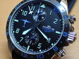 フォルティス ドルニエ GMT リミテッド 42mm Ref.402.35.41LP 時計に付いているブラックのストラップのほかに、2本のブルーのストラップつき