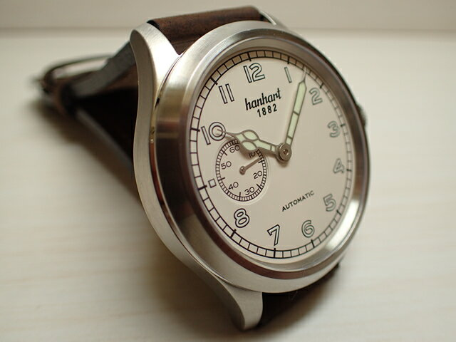 ハンハルト hanhart 腕時計 752.200-011 PIONEER PREVENTOR9 パイオニア プリヴェンター 9  優美堂 分割払いできます!