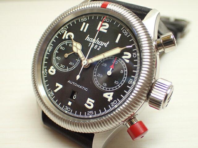 腕時計, メンズ腕時計  hanhart 721.210-001 PIONEER TWINCONTROL