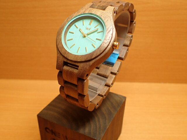 ウィーウッド WEWOOD 腕時計 ウッド/木製 ANTEA Nut mint 9818079 レディース 36mm 【正規輸入品】