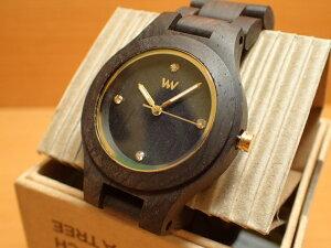 木の腕時計 ウィーウッド WEWOOD 腕時計 ウッド/木製 ANTEA BLACK GOLD 9818179 メンズ 正規輸入品