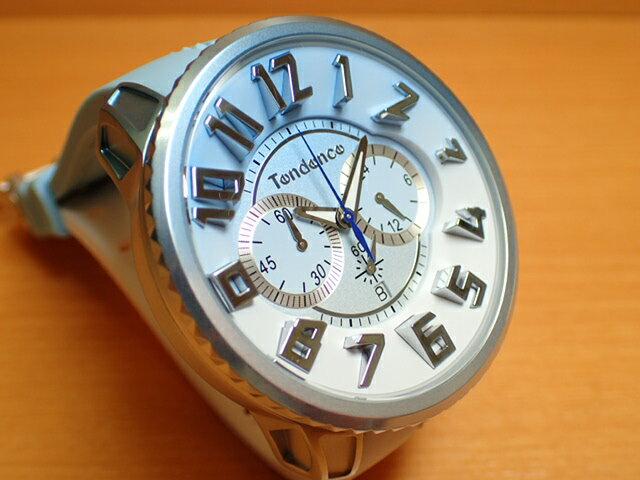 ★最新作 テンデンス 腕時計 Tendence De Color ディカラー 50mm TY146105 【スカイ(空)】