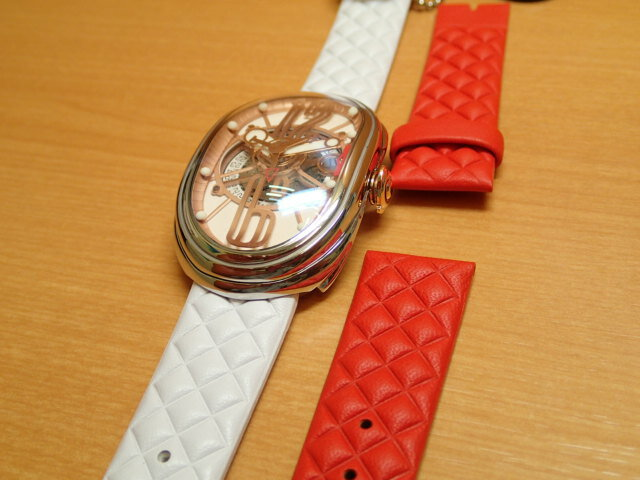 腕時計, メンズ腕時計 GRIMOLDI G.T.O. GRIMOLDI Gran Tipo Ovale SSSHWH612PK19621964250GTO