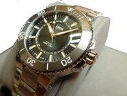 オリスアクイスデイト腕時計
