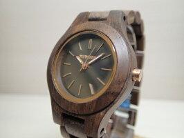 ウィーウッドWEWOOD腕時計
