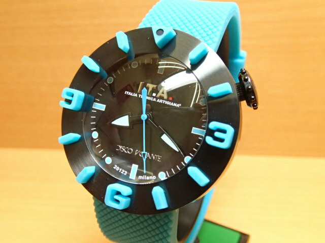 腕時計, 男女兼用腕時計 ITA DISCO VOLANTE Ref.31.00.04