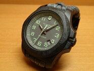VICTORINOXビクトリノックス腕時計I.N.O.X.イノックスカーボンI.N.O.X.Carbon43mm241861グレー文字盤