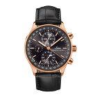 ジン腕時計世界限定50本Sinn6012.RG.JUB18Kローズゴールドケースで色違いのアリゲーターストラップ1本つき正規メーカー保証5年分割払いもOKです