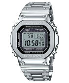 カシオCASIO腕時計G-SHOCKジーショックフルメタルORIGIN世界6局対応電波タフソーラーデジタルウォッチMULTIBAND6GMW-B5000D-1JFメンズ