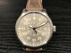 世界限定500本シリアルナンバー刻印入り ラコ 腕時計 Laco 862117 Aachen Taupe 42 アーヘン トープ 42mm 自動巻優美堂のLaco ラコ腕時計はメーカー保証2年つきの正規販売店商品です。お手続き簡単な分割払いも承ります。