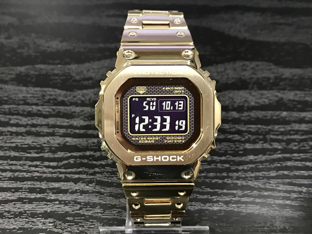 腕時計, メンズ腕時計  CASIO G-SHOCK ORIGIN 6 MULTIBAND6 GMW-B5000GD-9JF