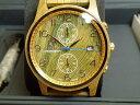 アバテルノ 腕時計 クロノコレクション CHRONO ITER 9825059 Green Sandalwood メンズ 正規輸入品 MADE IN ITALY