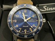 予約受付中!(世界限定1,000本)ジン腕時計SINN104.ST.SA.A.BE分割払いもOKです4月頃入荷予定!
