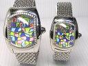 リトモラティーノ 腕時計 ペアウォッチ Q3ML99SB-Q3MB99SB 【送料代引き手数料無料!】 【文字盤カラー マルチカラー】【送料無料】