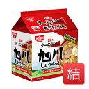 日清のラーメン屋さん 旭川しょうゆ味 5食P 日清食品 1ケース5食 440g (麺400g) 18入数/箱