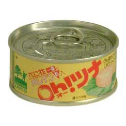 Additive-free オー tuna canned food / 90 g of the べに flower first