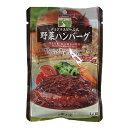 大豆ミート無添加★三育フーズ・デミグラス野菜大豆ハンバーグ / 100g★6個までコンパクト便可