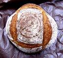 無添加 国内産ナンブ小麦パン・ド・カンパーニュ(全粒20%入り)