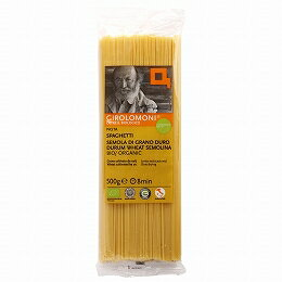 有機JAS(無農薬・無添加)創健社ジロロモーニデュラム小麦有機スパゲッティ500g