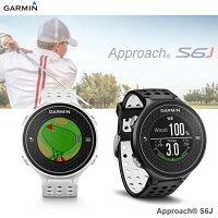 【日本正規品】ガーミン(GARMIN)GPSゴルフナビApproachS6Jゴルフ用品距離測定器ナビウォッチ