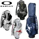オークリー ゴルフ スカル ゴルフバッグ 14.0 FOS900201 9.5型 キャディバッグ 【OAKLEY SKULL GOLF BAG 14.0】【2020年】【900201】・・・