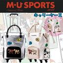 MU SPORTS MUスポーツ 703W6212 レディー...