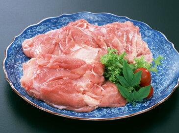 鶏もも肉(業務用2kgパック)ブラジル産 鶏肉 もも モモ 精肉(料理例)から揚げ、親子丼、鍋、カレーなどにお弁当