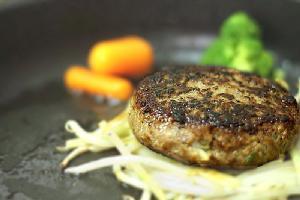 香味野菜と黒胡椒のバーグ 150g×2個