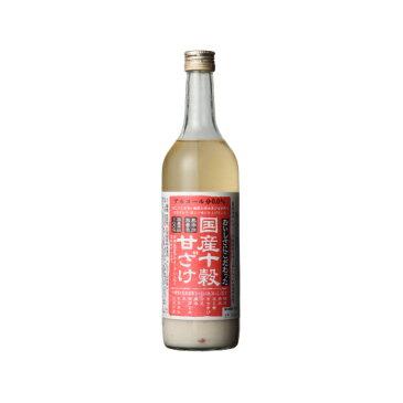 国産十穀甘酒