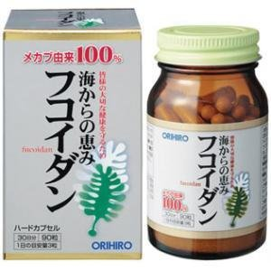 Buy 6 pieces set fucoidan 90 grain into orihiro