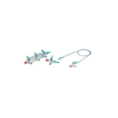 医療機器 シュアプラグ三方活栓 3連 ロック 10セット入 SP-3TR2 テルモ